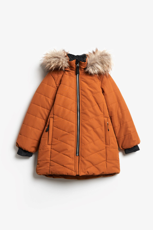 Quilted winter coat - Girls | Aubainerie