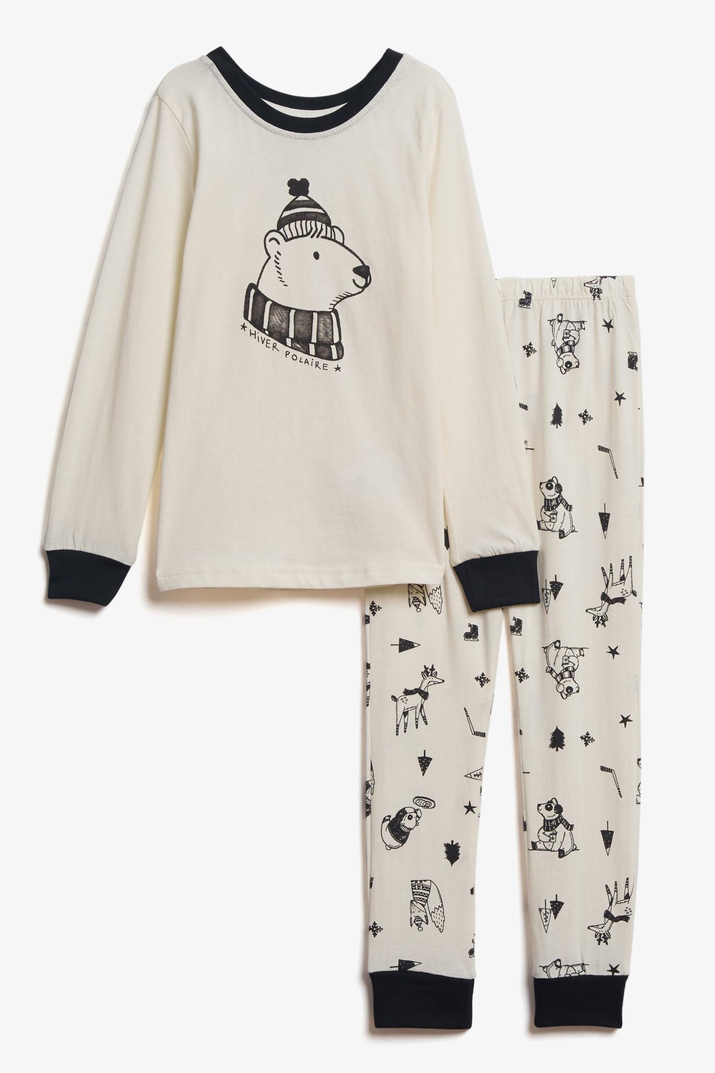 Insignia Pantalon de pyjama /à carreaux en molleton pour homme