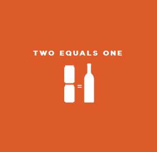 Two Equals One