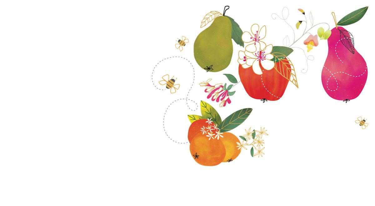 Fruit & Flower