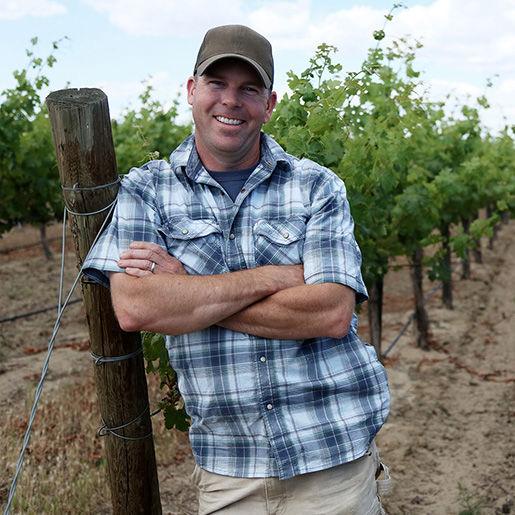 Austin Sharp Vineyards