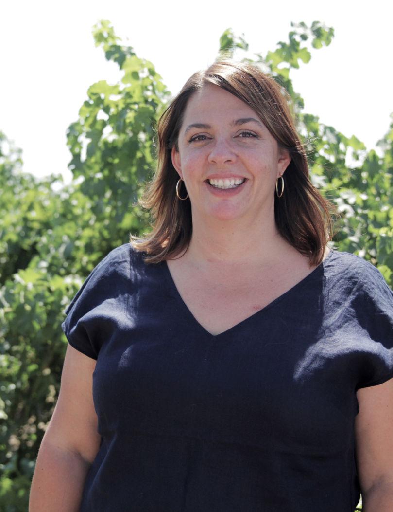 Winemaker Katie Nelson