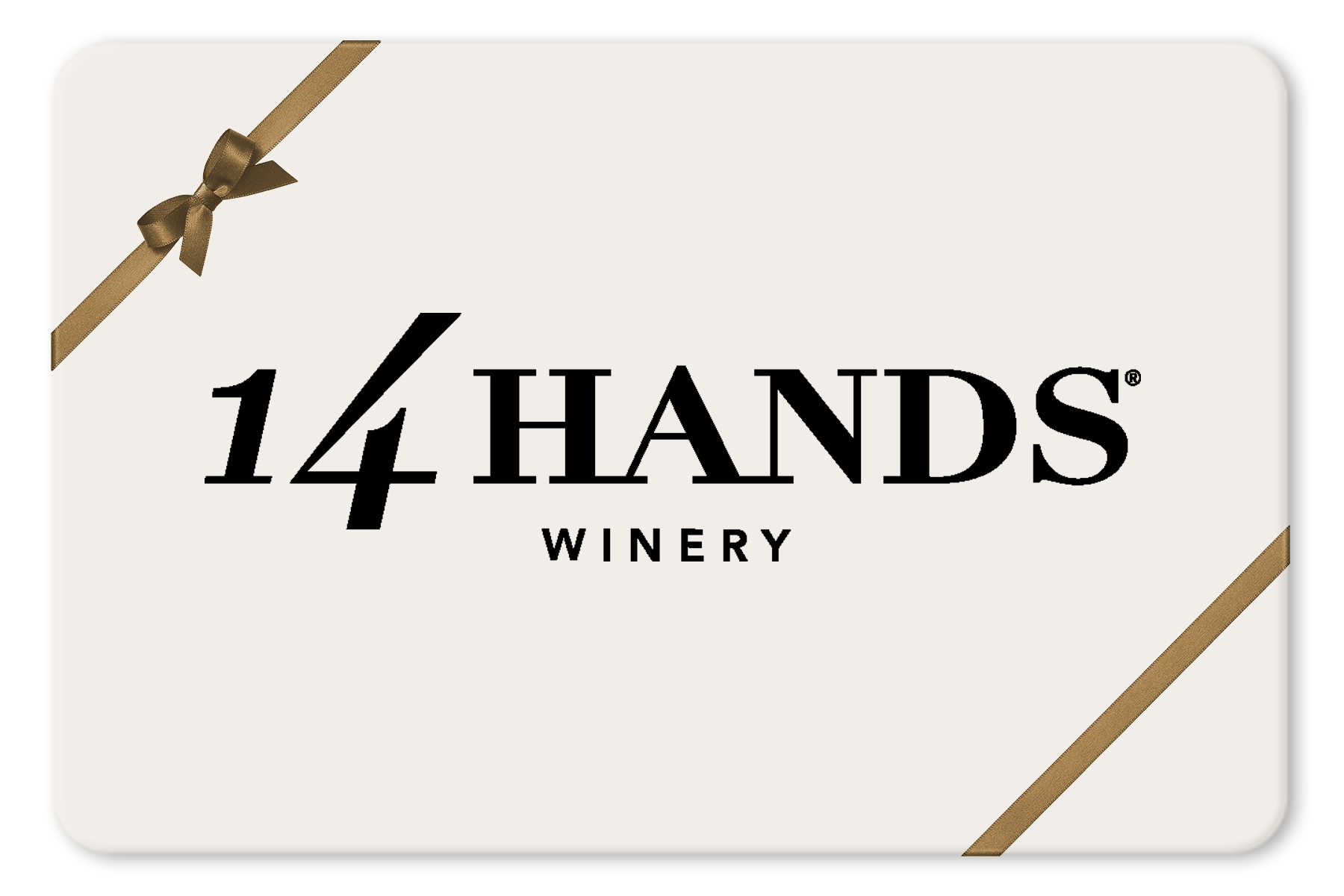 14 Hands Winery Gift Card