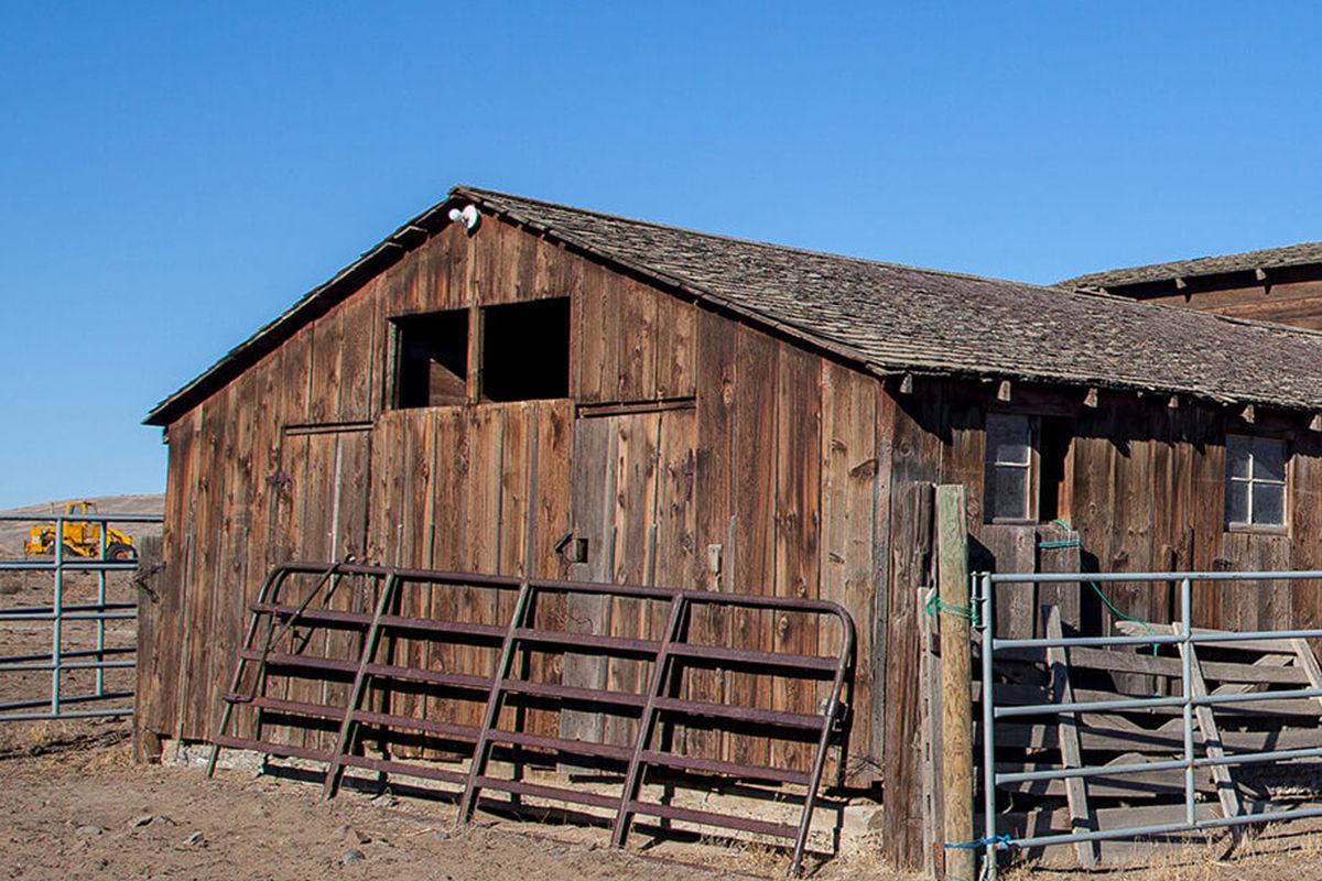Mercer Barn