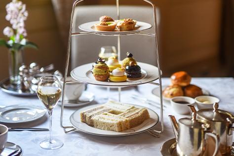 High Tea Wine Style - Saturday Afternoon image