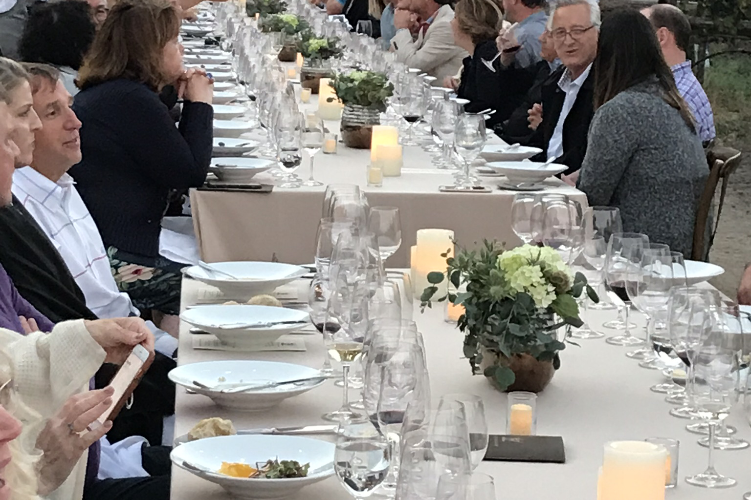 Dinner in the Vineyard - SOLD OUT image
