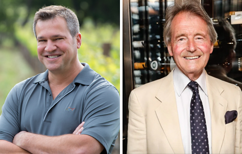 Virtual Wine Tasting with Marcus Notaro and Steven Spurrier image